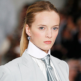 Fashion Week: The Best Hair and Makeup on September 15, 2011