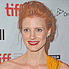 Jessica Chastain&#039;s Teased Updo