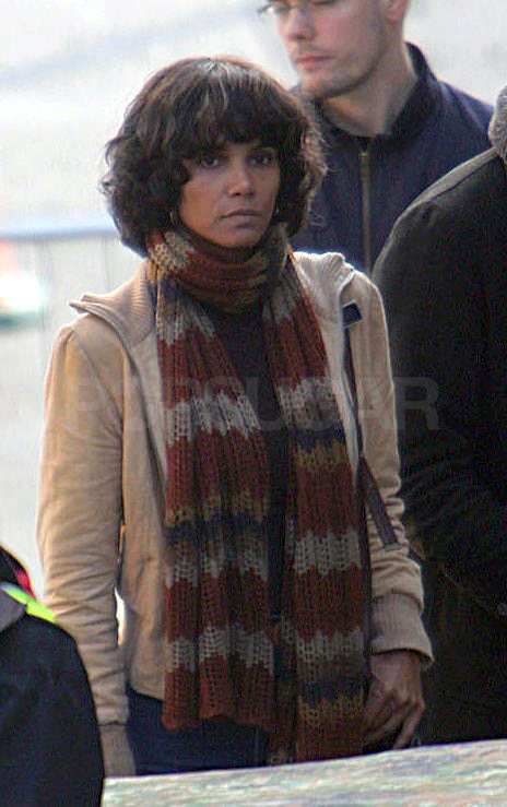 Halle Berry is costarring with Tom Hanks in the movie.