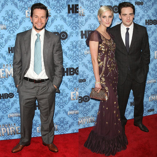 Ashlee and Vincent Hit the Red Carpet Together to Celebrate Boardwalk Empire With His Costars