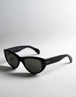 Ray-Ban Cat Eye Sunglasses ($145)