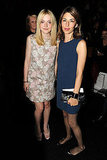 Dakota posed for a photo with newlywed Sofia Coppola.