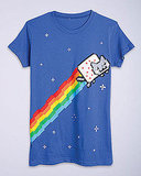 Nyan cat t-shirt ($25)