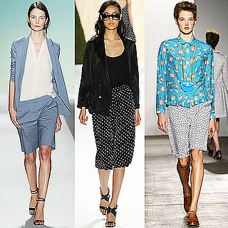 New York Fashion Week Spring 2012 Trends