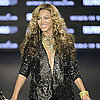 Beyonce Pregnant Pictures at House of Dereon Show