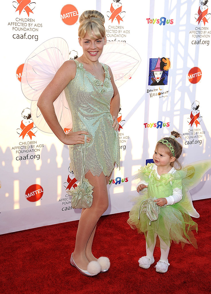 Busy Philipps and Daughter Birdie Leigh Silverstein