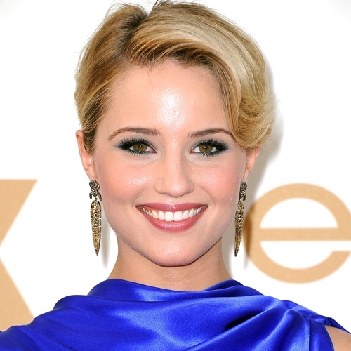 Dianna Agron: Teal-lightful
