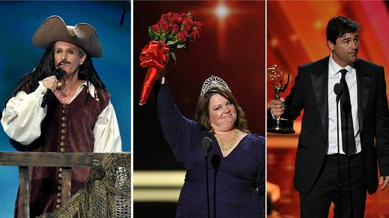Video: Red-Carpet Stunners, Award Snubs, and Musical Numbers — 5 Biggest Highlights of the Emmy Awards!