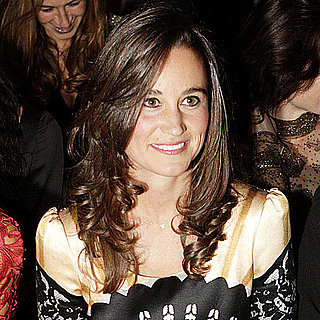 Pippa Middleton at Temperley Fashion Show Pictures