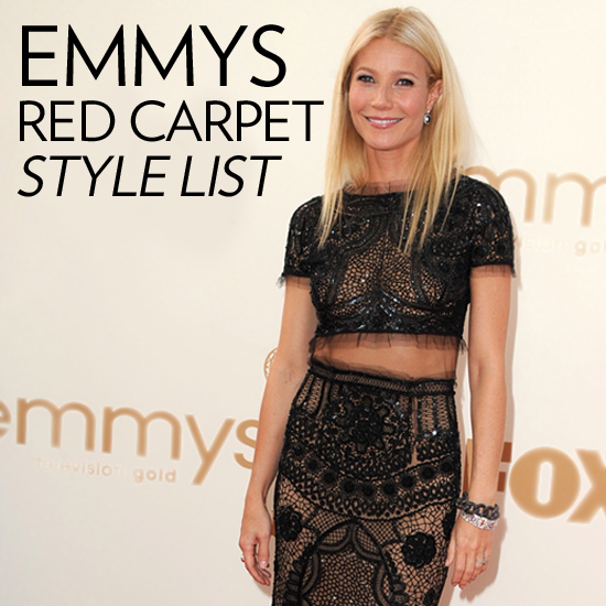 Emmys 2011: Who Wore What