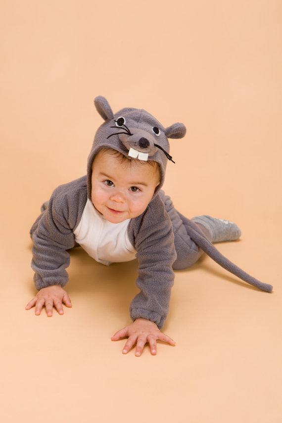 Little Mouse Costume