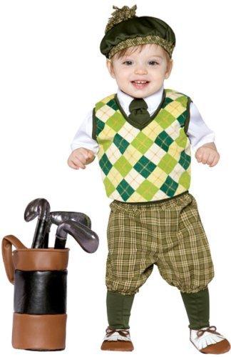 Preppy Baby Golfer
