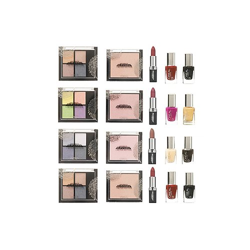 Project Runway x L'Oreal Paris Makeup Pictures: Colors Take Flight