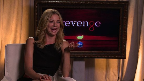 "Emily VanCamp Says Her New TV Character Will Be ""Taking Pleasure"" in Executing Revenge"