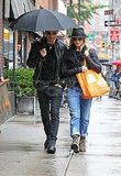 Hot couple Jennifer Aniston and Justin Theroux.