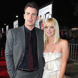 Chris Evans Pictures at the What's Your Number Premiere