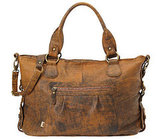 OiOi Jungle Leather Slouch Tote ($300)