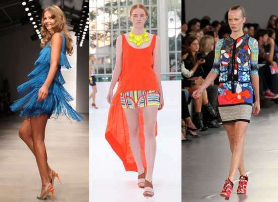 2012 London S/S Fashion Week: Catch Up Time!