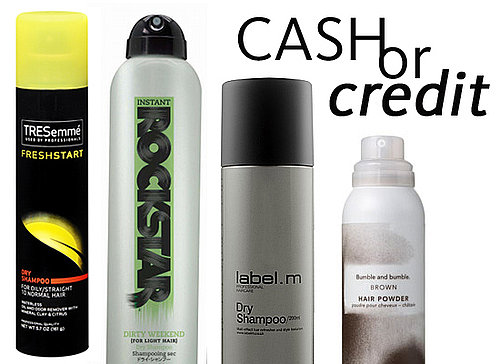 Dry Shampoos on Every Budget