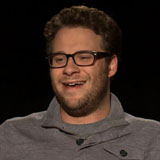 Seth Rogen Video Interview at Toronto 50/50 Junket