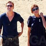 Video of Ryan Gosling and Eva Mendes Hiking in LA, Plus Ryan's Other Girlfriends He Met on Movie Sets