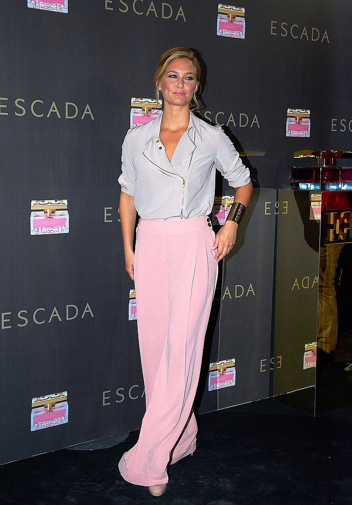 Bar Refaeli at Escada event in Spain.