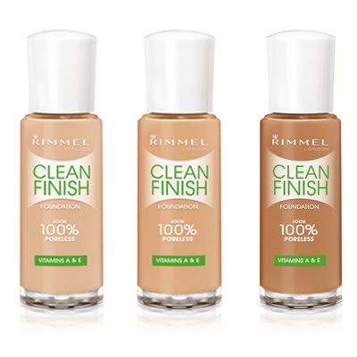 Clean Finish Foundation