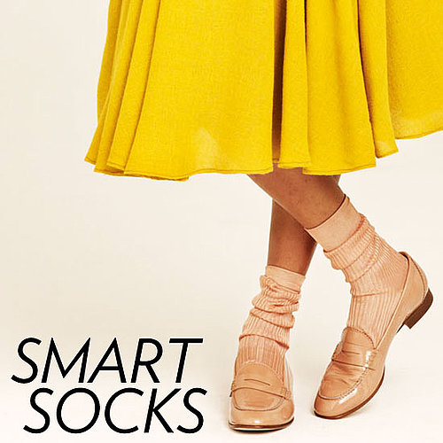 Shop Cute Socks For Fall 2011