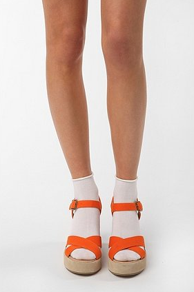 Urban Outfitters Roll Cuff Ankle Socks ($8)