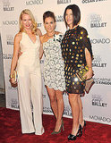 Naomi Watts, Sarah Jessica Parker, and Jessica Seinfeld together for NYC ballet.