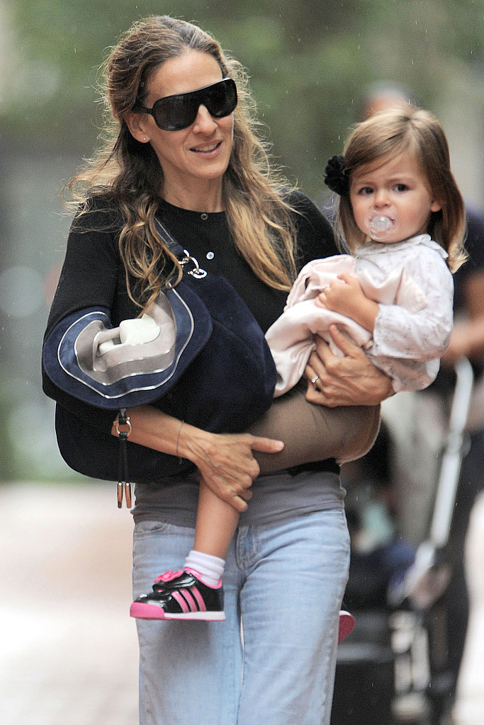 SJP and Tabitha out in NYC.