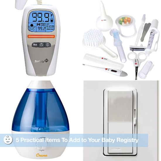 Practical Baby Registry Essentials