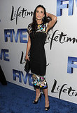 Demi Moore at Five screening.