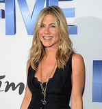 Jennifer Aniston at the Five premiere in NYC.