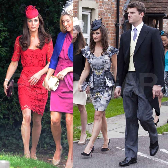 Kate and William Attend a Friend's Wedding With Pippa and Alex!