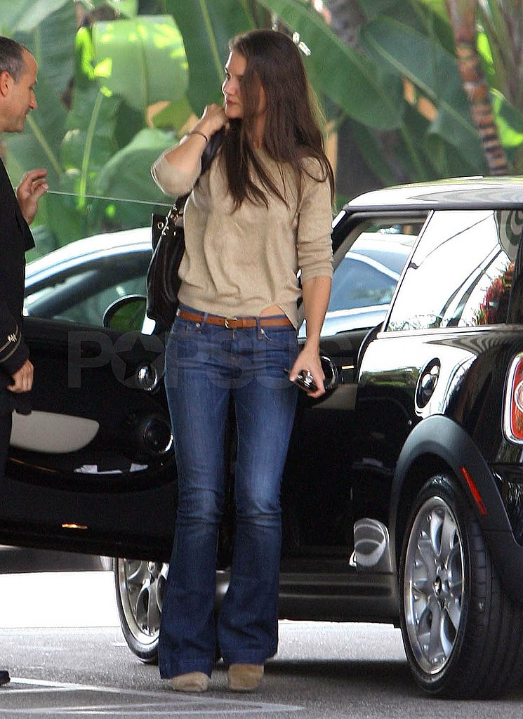 Katie Holmes Motors Her Way Back to the Small Screen