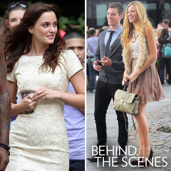Gossip Girl Premieres Tonight — Get a Sneak Peek at All of the Gorgeous Outfits
