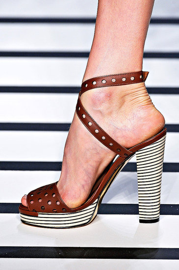 Milan Fashion Week's Top Shoes for Spring 2012