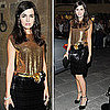Camilla Belle at Gucci Museum Opening