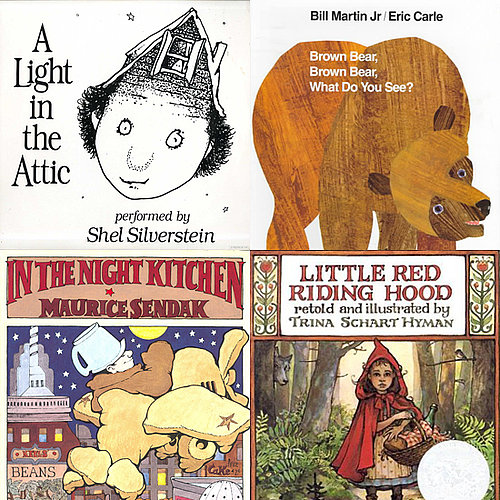 Children's Books That Have Been Banned Through the Years