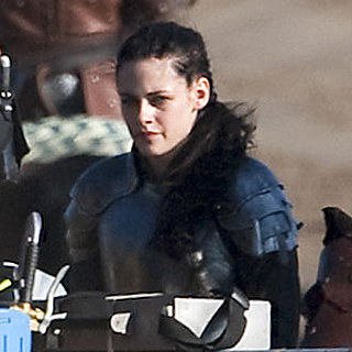 Snow White and The Huntsman Pictures of Kristen Stewart