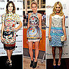 Celebrities Wearing Bold Prints