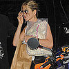 Jennifer Aniston Pictures With Groceries at NYC Apartment