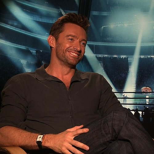 Hugh Jackman on Butter Makeout Scenes With Jennifer Garner
