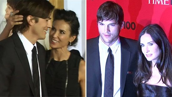 Video: Ashton Kutcher Speaks Out Amid Rumors of a Split With Demi Moore