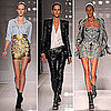 Balmain: Spring 2012