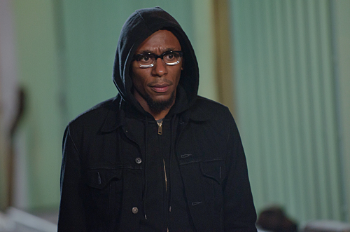 Mos Def as Brother Sam on Dexter.  Photo courtesy of Showtime
