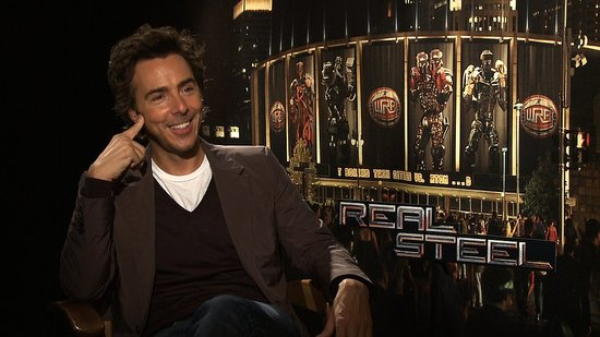 "Real Steel Director Shawn Levy Talks Hugh Jackman's ""Likeability"" and Getting Eminem on the Soundtrack"