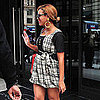 Beyonce Knowles Leaving NYC Gansevoort Hotel Pictures