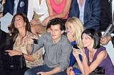 Orlando Bloom reviews his photos.